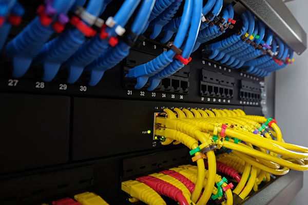 Industrial Electronic Inc Leader In Wiring Fiber Optic