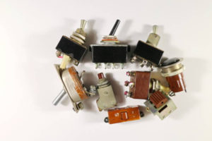 Toggle, Rocker, Limit Switches